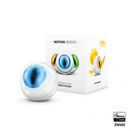 Fibaro - Motion Sensor (4-in-1 Multi Sensor) GEN 5