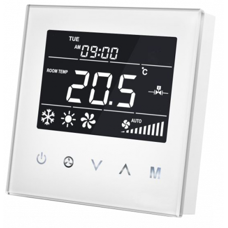 MCO Home - Fan Coil Thermostat 2 pipe
